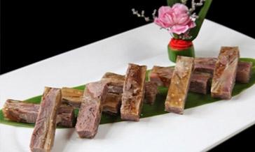 上海藏书羊肉木桶煮羊肉的传说!